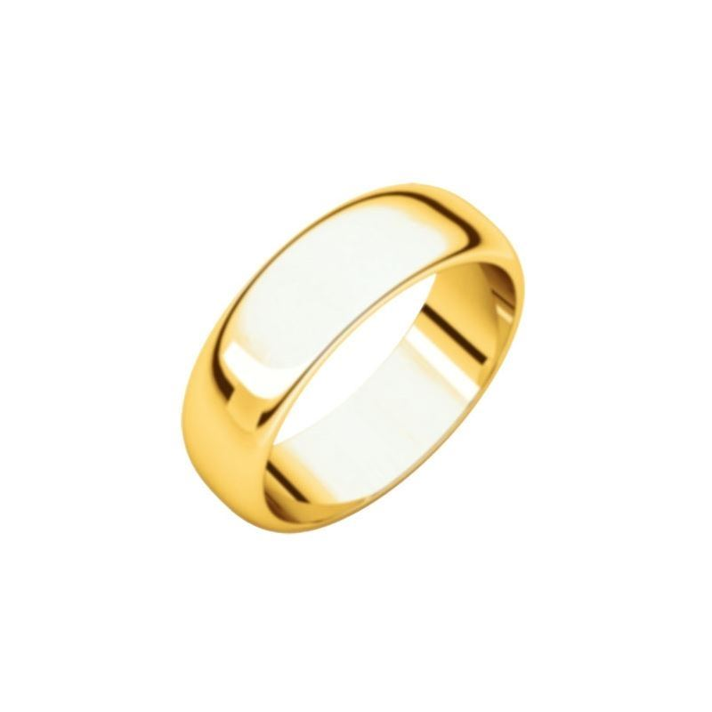 Boring Men's Wedding Ring